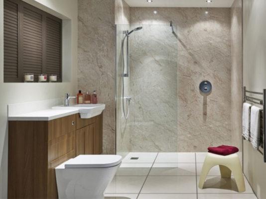 Modern Wet Rooms