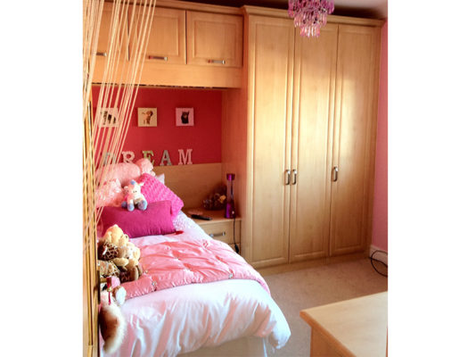 Fitted bedroom Nj Design
