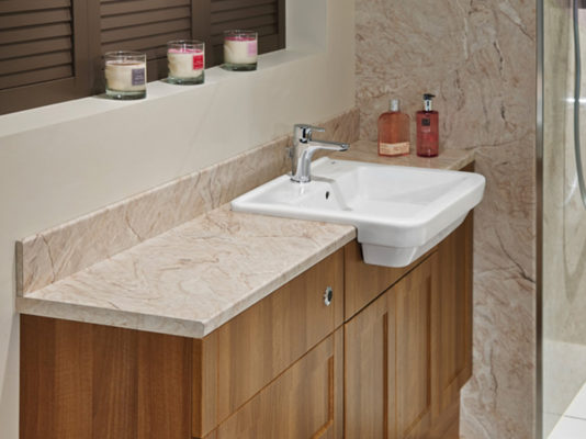 bushboard nuance laminate worktop