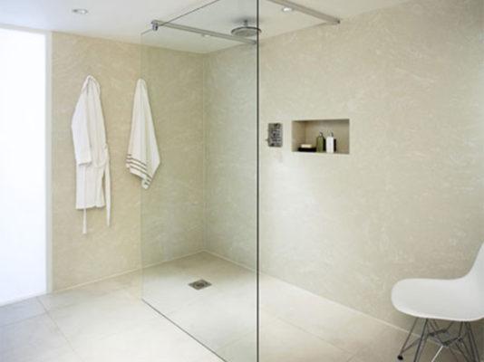 Modern Nuance Wetroom