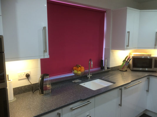 Stylish Modern Corian Fitted Worktops